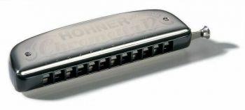 Hohner Chrometta 12 Armonica Tonalità C >Do