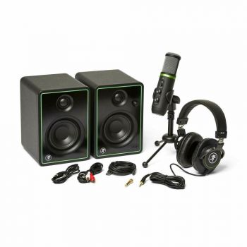 Mackie Creator Bundle CR3-X,EM-USB,MC-100