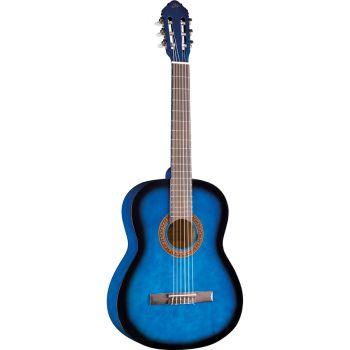 Eko Guitars - CS-10 Blue Burst Classica 4/4