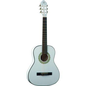 Eko Guitars - CS-5 White Classica 3/4