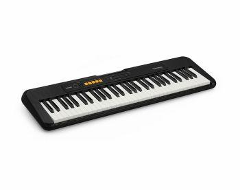 CASIO Casiotone CT S100 Tastiera 61 tasti non dinamici con alimentatore