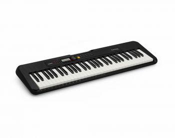 CASIO Casiotone CT S200 Black  tastiera 61 tasti non dinamici