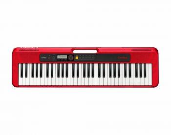 CASIO Casiotone CT S200 Red tastiera 61 tasti non dinamici