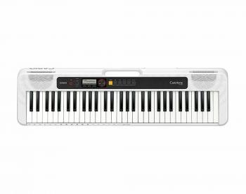 CASIO Casiotone CT S200 White  tastiera 61 tasti non dinamici