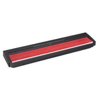 SOUNDSATION UL-SP88-CRED Copritastiera per Piano Digitale 88 tasti in Ultramicrofibra in colore Rosso