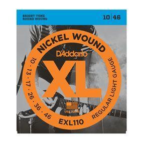 D'ADDARIO EXL110 D'ADDARIO CORDE ELETTRICA