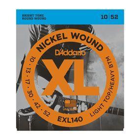 D'ADDARIO EXL140 CORDE ELETTRICA