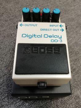 BOSS DD-3 Digital Delay Usato con imballo