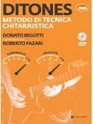 DITONES Metodo di Tecnica Chitarristica Begotti-Fazari