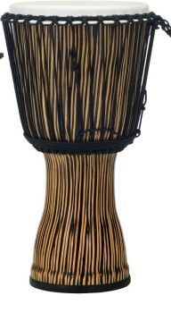 "Pearl PBJVR10  10"" Rope Tuned Djembe"