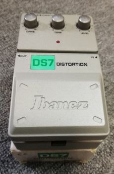 IBANEZ DS7 Distortion Usato con imballo