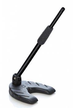 Bespeco DUCK7N Base da tavolo con asta microfonica telescopica