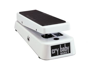 DUNLOP 105Q CRY BABY BASS WHA