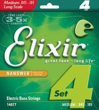 ELIXIR 14077 Nanoweb, Medium/Long Scale (45 - 105)