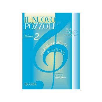 IL NUOVO POZZOLI - SOLFEGGI PARLATI E CANTATI VOL. 2 + CD