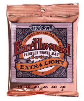 Ernie Ball 2150 Earthwood Phosphor Bronze Offerta 10 Mute