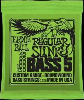ERNIE BALL 2836 - Regular Slinky Bass 5