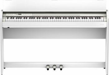 ROLAND F701 White Pianoforte Digitale 88 tasti Pesati