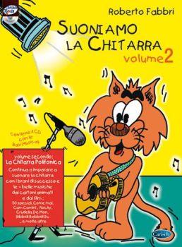 Fabbri Suoniamo la Chitarra Volume 2 La Chitarra Polifonica