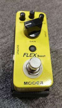 Mooer Flex Boost Boost/Overdrive usato con imballo