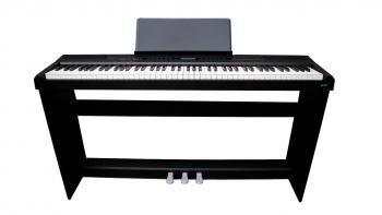 E-CHORD SP10 Pianoforte digitale 88 tasti pesati con mobile e 3 pedali