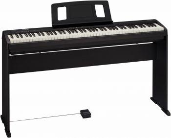 Roland FP-10 Pianoforte Digitale 88 tasti pesati + KSCFP10 Stand Spedito Gratis!!