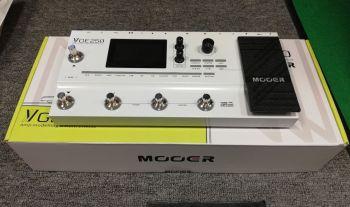 MOOER GE250 Multieffetto per chitarra Ex Demo esposizione negozio