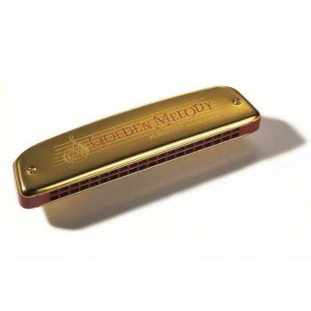 HOHNER 2416/40 Armonica Golden Melody Tremolo - Tonalità C >Do