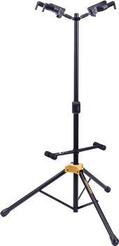 Hercules GS422B PLUS Supporto per 2 chitarre o bassi