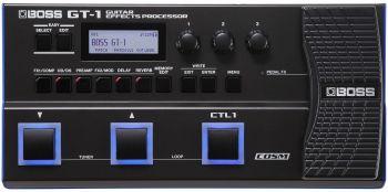 Boss GT1 Processore Effetti per Chitarra