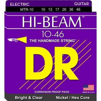 DR Strings MTR-10 Hi-Beam