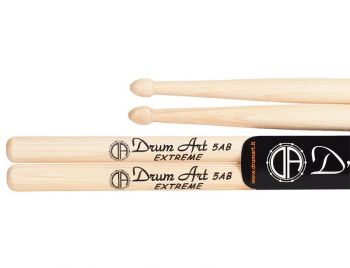 Drum Art 5AB EXTREME HICKORY Copia Bacchette