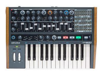Arturia MiniBrute 2 nuovo analog mono synth Arturia