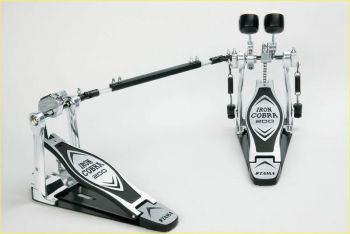 TAMA HP200PTW - pedale grancassa Iron Cobra 200 - doppio SPEDIZIONE GRATUITA!!!