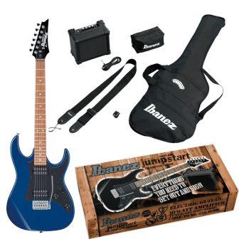Ibanez IJRX20BL  Blu Guitar Pack