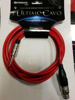 Reference Ultimo RCM-RE-FJS-3 Amphenol cavo per microfono bilanciato