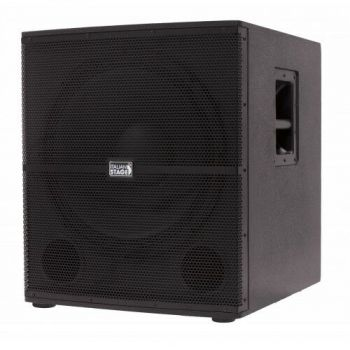 Italian Stage IS S118A Subwoofer Amplificato 350W NON SPEDIBILE