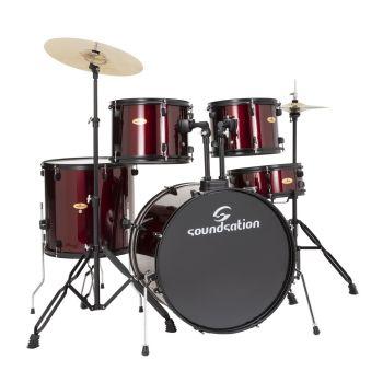 SOUNDSATION EDK22B-WR Drum Esposta in Negozio NON Spedibile
