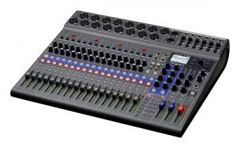 ZOOM LiveTrak L-20  Mixer digitale 20 canali