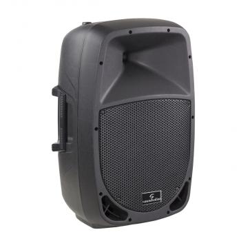 """SOUNDSATION GO-SOUND 12AM Diffusore amplificato in polipropilene 12"""" 880 Watt con lettore MP3/Bluetooth"""