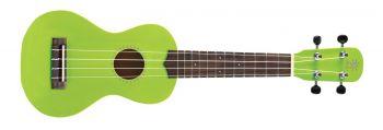 LALUU LA LA-GN-S  Ukulele Soprano Verde