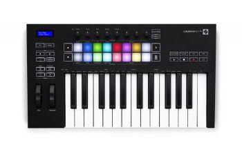 Novation Launchkey 25 MK3 Controller 25 tasti USB e MIDI