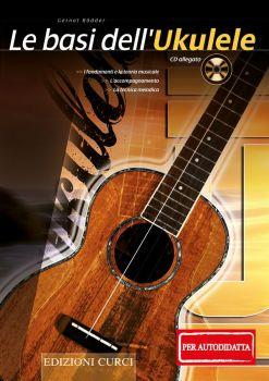 Le Basi dell'Ukulele G.Rodder + CD EC11819