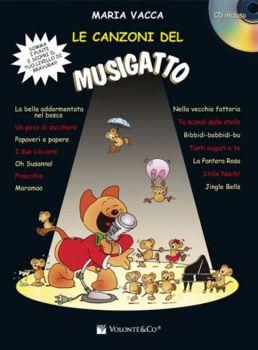 Vacca Le Canzoni del Musigatto - Vol. 1