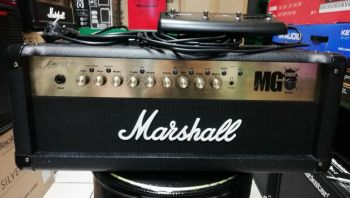 Marshall MG100FX Testata usata con Marshall Pedl90008 Footswitch