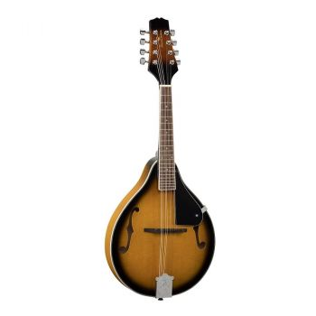SOUNDSATION BMA-50 VS Mandolino bluegrass con top in abete laminato con borsa