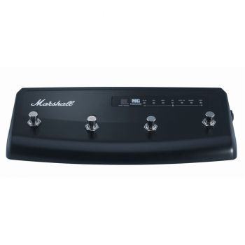 MARSHALL PEDL90008 FOOTSWITCH PROGRAMMABILE A 4 CANALI PER SERIE MG