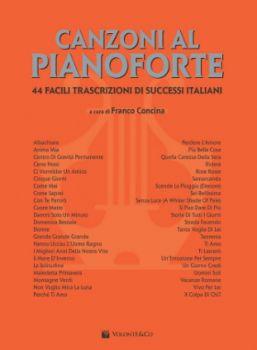 Canzoni al Pianoforte - Vol. 1 Franco Concina
