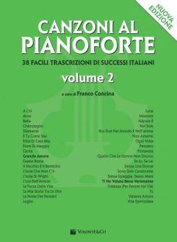 Canzoni al Pianoforte - Vol. 2 (Nuova edizione) Franco Concina