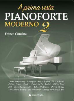 A Prima Vista Pianoforte Moderno - Vol. 2